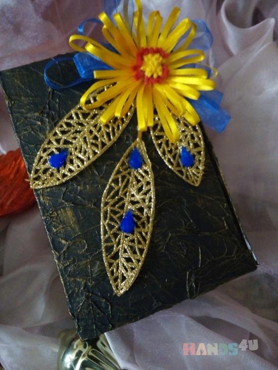 Купить Подарочная коробка Хризантема, Подарочная упаковка, Сувениры и подарки ручной работы. Мастер Yuliya Svetlitskaya (YuliyaSvet) . подарочная коробка