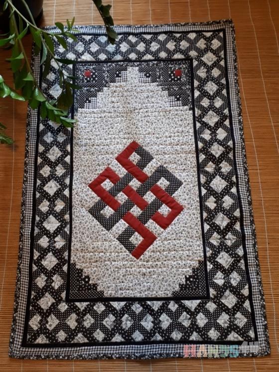 Купить коврик для намаза, Ковры, Текстиль, ковры, Для дома и интерьера ручной работы. Мастер Марина Боровикова (BMV1961) . коврик