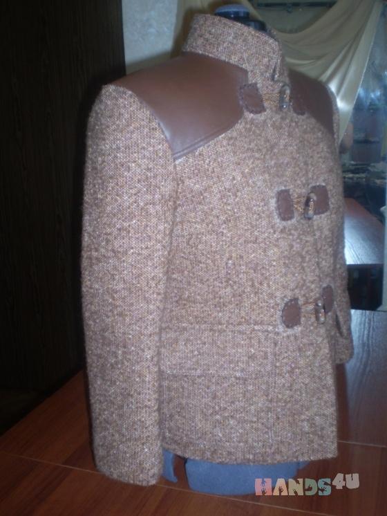Купить тёплая куртка, Куртки, Верхняя одежда, Одежда ручной работы. Мастер Иринна  (irinnaN) . куртка