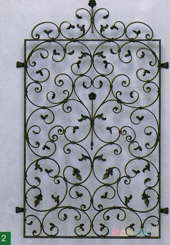 Купить Решетки оконные, Окна, Декор поверхностей ручной работы. Мастер Stone Decor (Decor-Stone) . металл