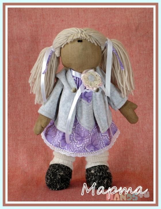 Купить Марта, Ароматизированные куклы, Куклы и игрушки ручной работы. Мастер Елена Дашина (elenadashina) . интерьерная кукла