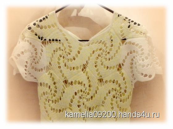 8f26bf974fc платье вязаное крючком