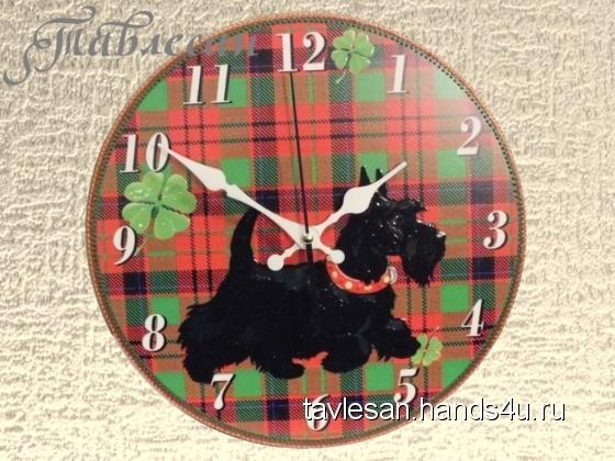 Купить Часы настенные Англо-шотландско-ирландские, Настенные, Часы для дома, Для дома и интерьера ручной работы. Мастер Светлана Тавлесан (Tavlesan) . настенные часы