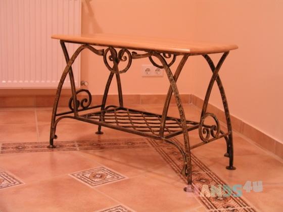 Купить Журнальный столик, Столы, Мебель, Для дома и интерьера ручной работы. Мастер Stone Decor (Decor-Stone) .