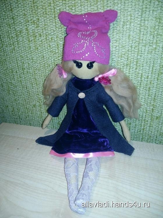 Купить Маленькая прелесть, Текстильные, Человечки, Куклы и игрушки ручной работы. Мастер Алла Буря (AllaVladi) .