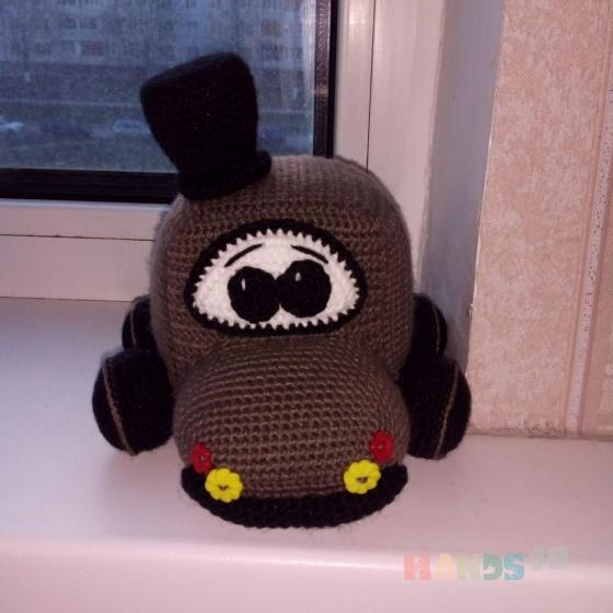 Купить Машинка, Куклы и игрушки ручной работы. Мастер Эмма Котова (Emma1) .
