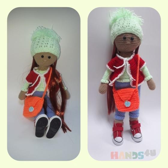 Купить кукла Джесика, Куклы Тильды, Куклы и игрушки ручной работы. Мастер Светлана Тирских (svetik01) . авторская кукла