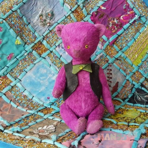 Купить Мишка Джем, Мишки, Мишки Тедди, Куклы и игрушки ручной работы. Мастер Ольга Юзмухаметова (Bozhena23) . мишка тедди
