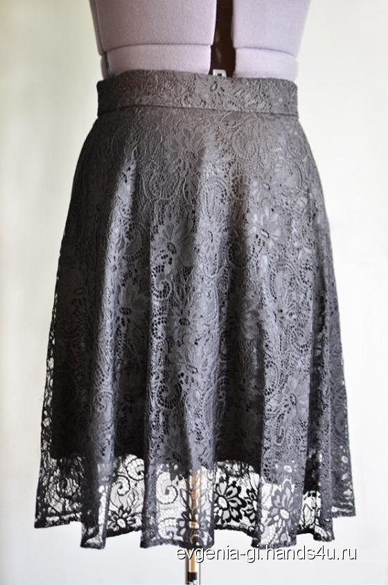 Купить Кружевная юбка, Шитые, Юбки, Одежда ручной работы. Мастер Evgenia Gi (Evgenia-Gi) .