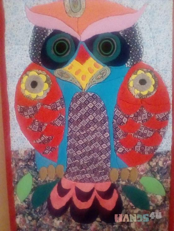 Купить Умный совенок, Для дома и интерьера ручной работы. Мастер Фаворит Gareeva (Gulnaz2012) .
