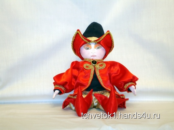 Купить Царевич Елисей   , Текстильные, Коллекционные куклы, Куклы и игрушки ручной работы. Мастер Светлана Сычева (Tchvetok1) .