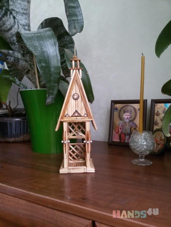 Купить Часовенька, Сувениры и подарки ручной работы. Мастер Андрей Тимофеев (Rukotvor) . сувениры из дерева