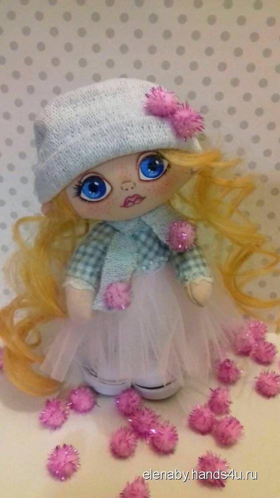Купить кукла интерьерная текстильная, Текстильные, Коллекционные куклы, Куклы и игрушки ручной работы. Мастер Елена Ковалева (ElenaBY) . интерьерная кукла