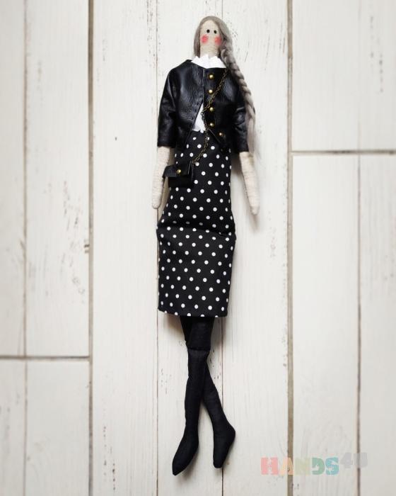 Купить Текстильная кукла в стиле Тильда, Куклы Тильды, Куклы и игрушки ручной работы. Мастер Ольга  (Olgadoll) . кукла тильда