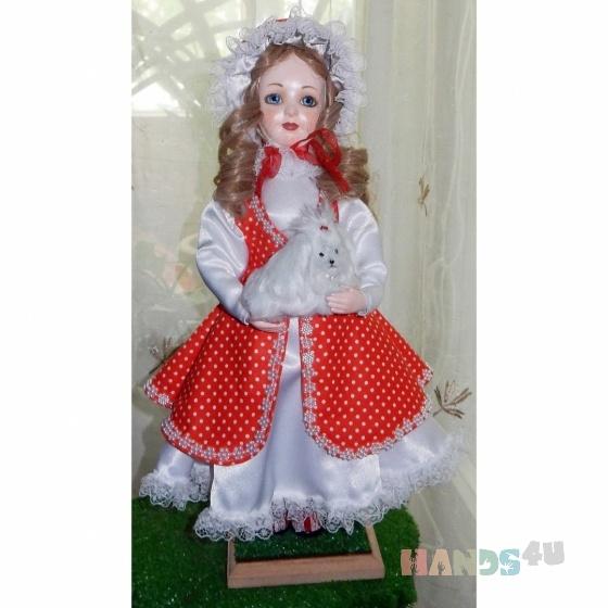 Купить Татьяна, Смешанная техника, Коллекционные куклы, Куклы и игрушки ручной работы. Мастер Наталия Дмитриева (Simona) .
