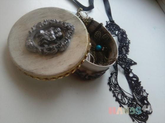Купить Коробочка для подарка , Подарочная упаковка, Сувениры и подарки ручной работы. Мастер Любовь Бондаренко (Lybasha) . винтаж