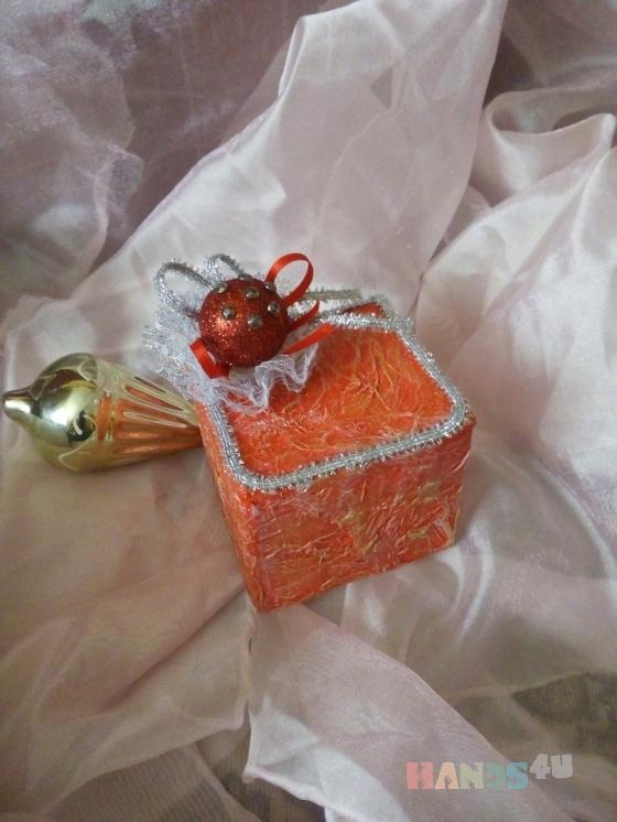 Купить Подарочная коробочка Шармэль, Подарочная упаковка, Сувениры и подарки ручной работы. Мастер Yuliya Svetlitskaya (YuliyaSvet) . упаковка