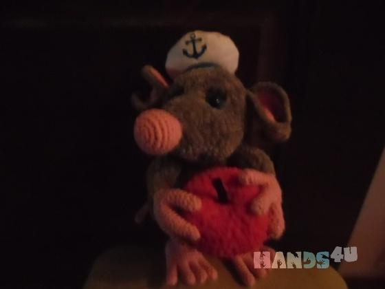 Купить игрушки мышки, Мыши, Зверята, Куклы и игрушки ручной работы. Мастер Елена Ульихина (elena1971) . вязаная