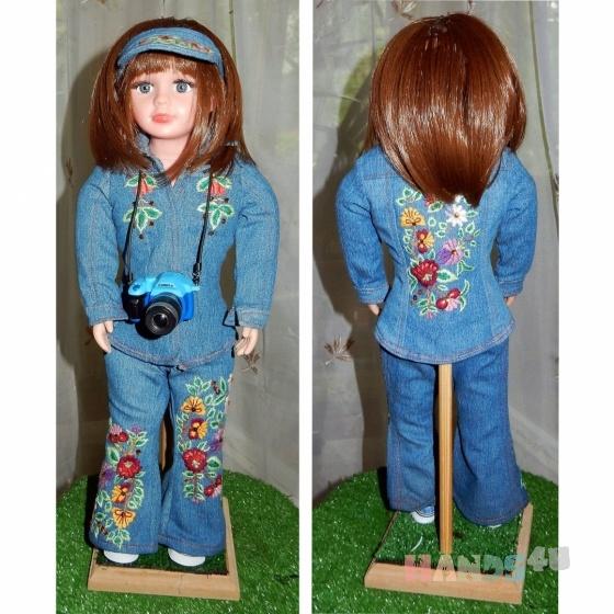 Купить Валерия, Смешанная техника, Коллекционные куклы, Куклы и игрушки ручной работы. Мастер Наталия Дмитриева (Simona) .