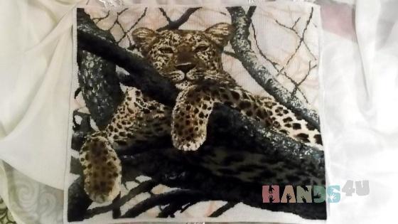 Купить Картина -Леопард, Картины и панно ручной работы. Мастер Светлана Кислицына (Lanakiss) .