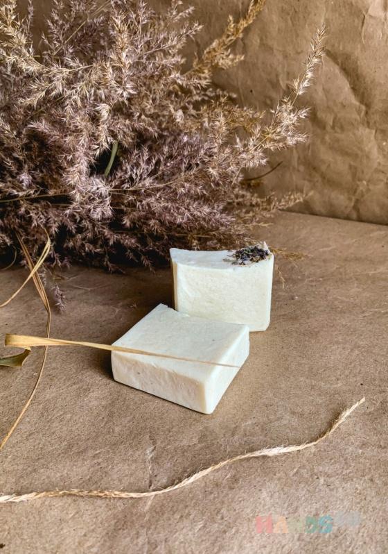 Купить Туалетное мыло Лавандовые поля, Цветочное, Мыло, Косметика ручной работы. Мастер Наталья  (DikayaTrava) . лаванда