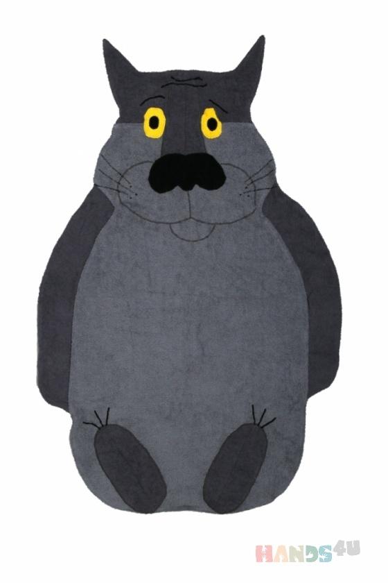 Купить Махровое полотенце Волк (Щас спою), Полотенца, Текстиль, ковры, Для дома и интерьера ручной работы. Мастер Наталья Власова (Glory) . волк