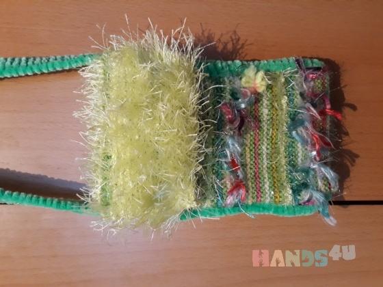 Купить Детская сумочка, Вязаные, Чехлы, сумочки, Для телефонов, Сумки и аксессуары ручной работы. Мастер Inna Kitaeva (Aveatik69) .