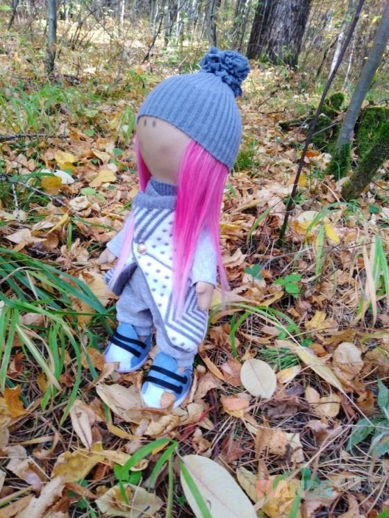Купить Текстильная кукла Милла, Куклы Тильды, Куклы и игрушки ручной работы. Мастер Татьяна Кузьмина (Tanja) . кукла текстильная