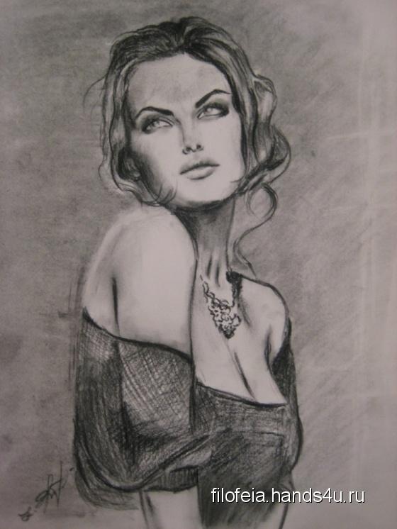 Купить  выполняем на заказ портрет карандашом, Картины и панно ручной работы. Мастер lilia onea (filofeia) .