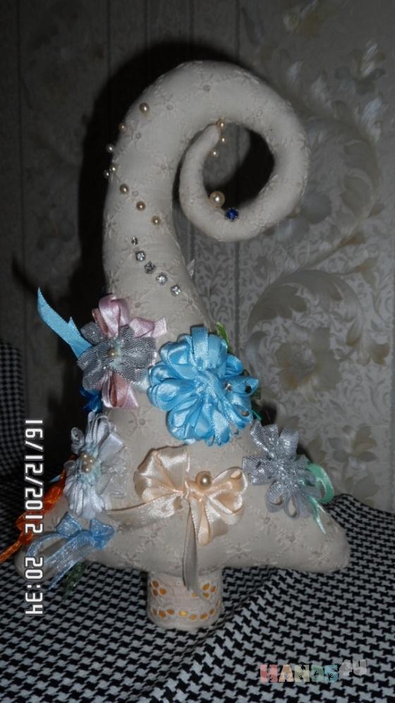 Купить Ёлка праздничная, Куклы Тильды, Куклы и игрушки ручной работы. Мастер   (Wasilisa) .