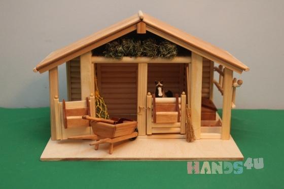 Купить Конюшня, Развивающие игрушки, Куклы и игрушки ручной работы. Мастер Виктор Петров (fermer-2) . деревянная игрушка