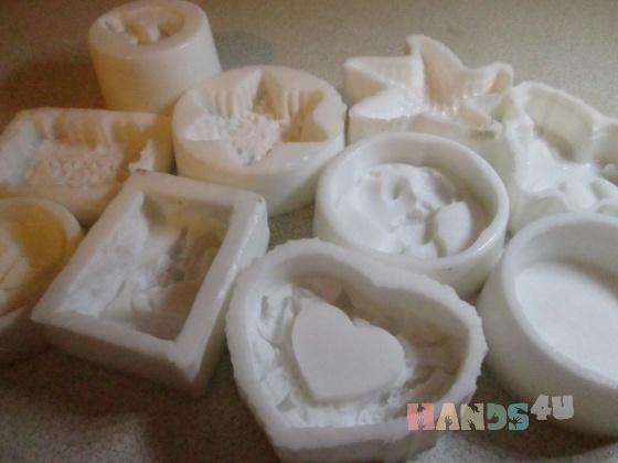 Купить Формы для мыла силиконовые, Другие виды рукоделия ручной работы. Мастер Юлия Городкова (uugorodkova) . силиконовый компаунд
