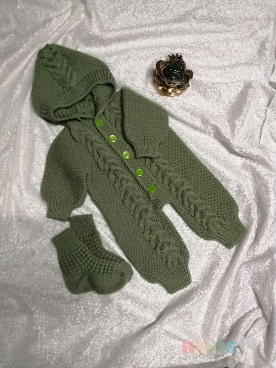 Купить Комбинезон , Комбинезоны, Одежда ручной работы. Мастер Елена Минина (Mi-lena) . детский комбинезон