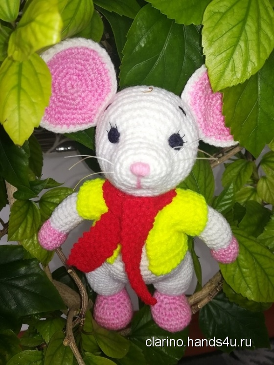 Купить Мыша, Русские сказки, Сказочные персонажи, Куклы и игрушки ручной работы. Мастер   (Clarino) .