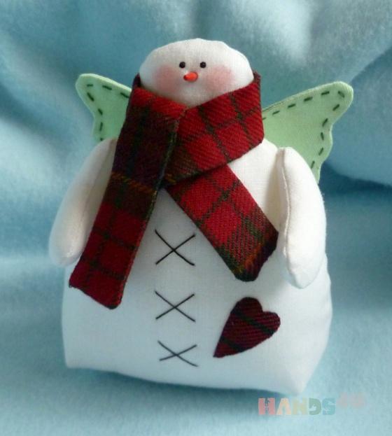 Купить Снеговик-тильда, Куклы Тильды, Куклы и игрушки ручной работы. Мастер Светлана Скляднева (HastaSiempre) . игрушки тильда