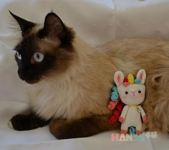 Купить Маленький единорог, Другие животные, Зверята, Куклы и игрушки ручной работы. Мастер Александра Ташу (alexiia) .