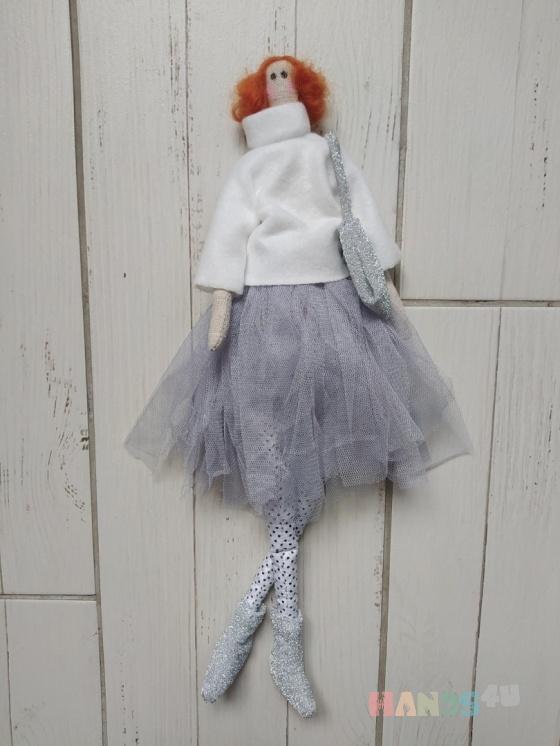 Купить Текстильная кукла в стиле Тильда, Куклы Тильды, Куклы и игрушки ручной работы. Мастер Ольга  (Olgadoll) .
