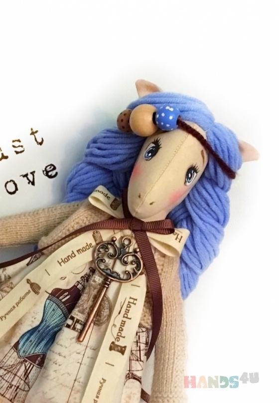 Купить Коняшка, Куклы и игрушки ручной работы. Мастер Юлия Абаимова (Ivanesky) . авторсие игрушки