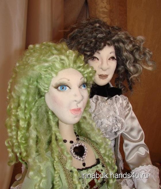 Купить Куклы в историческом костюме, Текстильные, Коллекционные куклы, Куклы и игрушки ручной работы. Мастер Ирина Бадюкова (Irinabdk) . коллекция