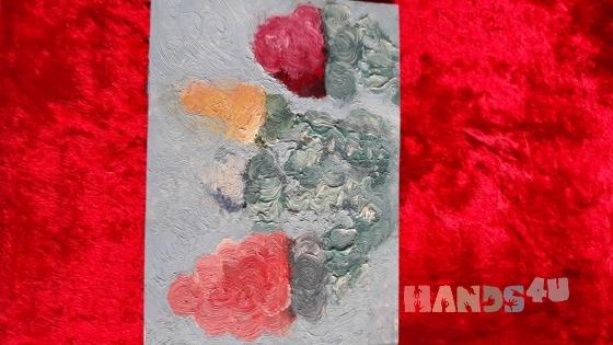 Купить Картина Цветы Глории, Картины цветов, Картины и панно ручной работы. Мастер Inna Kitaeva (Aveatik69) .