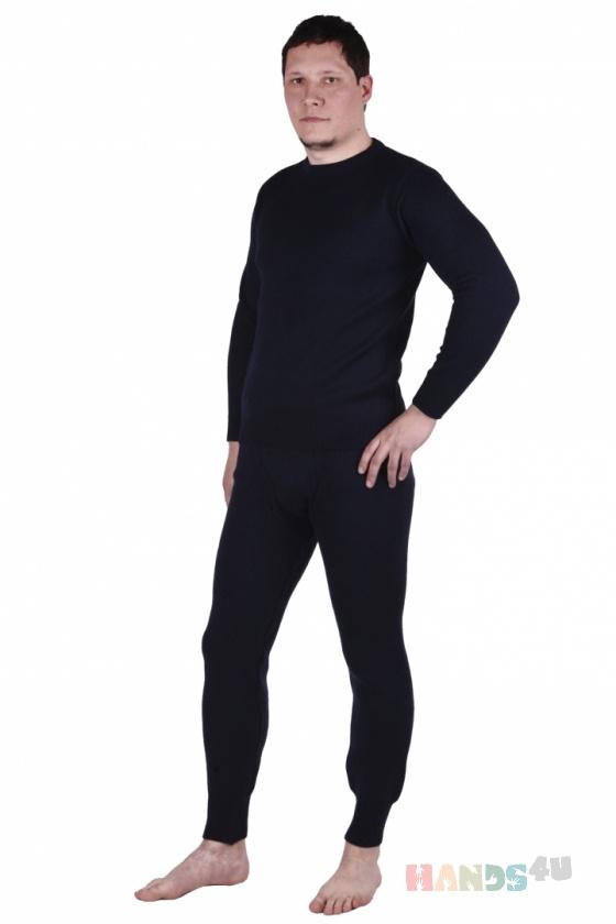 Купить Кальсоны мужские (термобелье) из овечьей шерсти, Брюки, шорты, Для мужчин, Одежда ручной работы. Мастер Текстиль А (Atextile) .