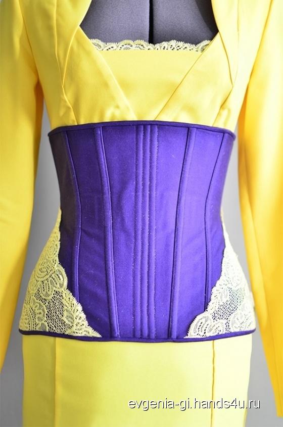 Купить Корсет утягивающий, Корсеты, Одежда ручной работы. Мастер Evgenia Gi (Evgenia-Gi) . корсет утягивающий