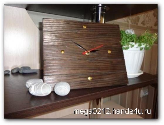 Купить Часы из дерева, Настенные, Часы для дома, Для дома и интерьера ручной работы. Мастер Илья П (mega0212) . авторские часы