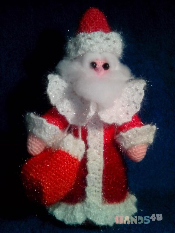 Купить Дед Мороз, Дед Мороз и Снегурочка, Новый год, Подарки к праздникам ручной работы. Мастер Лана  (Sweetlana) . новый год