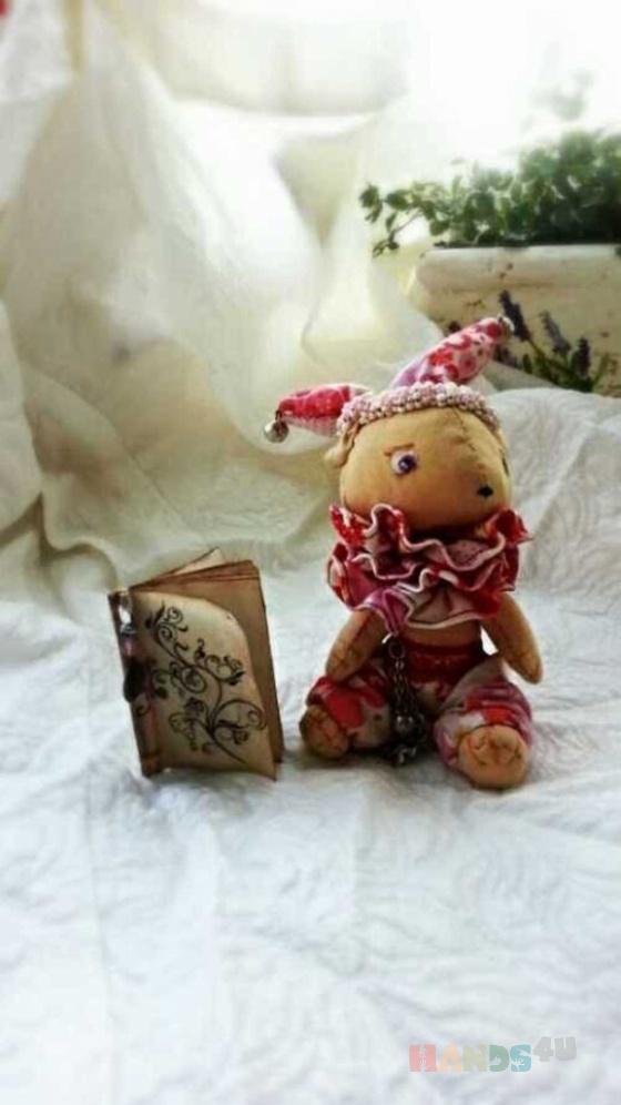 Купить Мишка Валик, Мишки, Мишки Тедди, Куклы и игрушки ручной работы. Мастер Нина Курманова (saloma) . хлопок