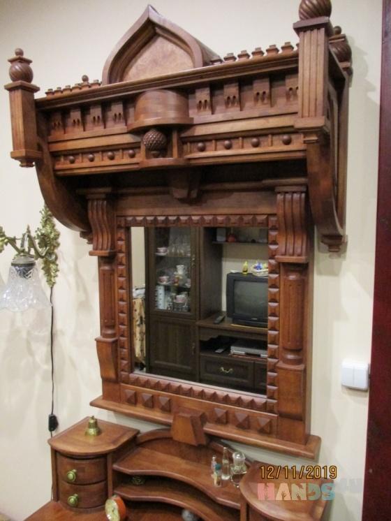 Купить Рама для зеркала сложная, Средние, Зеркала, Для дома и интерьера ручной работы. Мастер Marconi Wood (Marconi) .