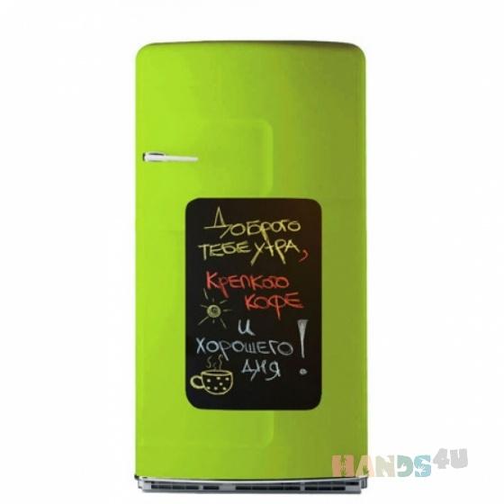 Купить Большая магнитно-грифельная доска 38 х 60 см, Сувениры и подарки ручной работы. Мастер   (CutePanda) .