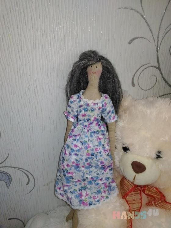 Купить кукла Тильда, Куклы Тильды, Куклы и игрушки ручной работы. Мастер Ольга Попова (Milka) . кукла тильда