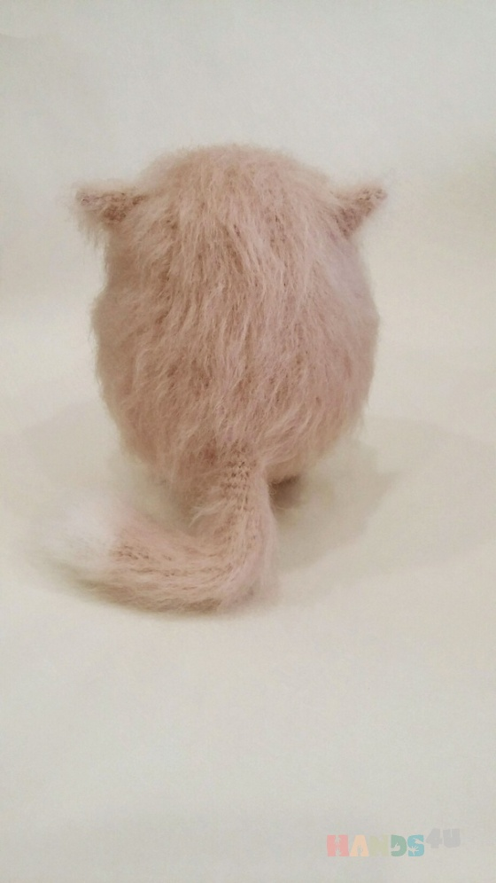 Купить интерьерная игрушка кот, Коты, Зверята, Куклы и игрушки ручной работы. Мастер Людмила Курышева (luyluok1977) . вязаный кот