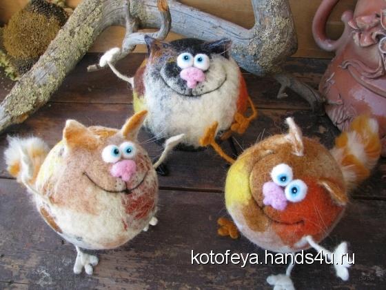 Купить Толстокотик, Коты, Зверята, Куклы и игрушки ручной работы. Мастер   (KotoFeya) . hande-made